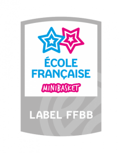 RCB - Ecole mini-basket - Label FFBB