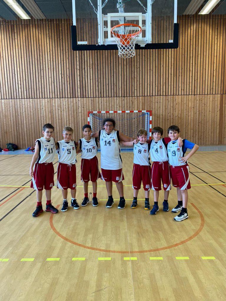 Reims Champagne Basket - U13DPT
