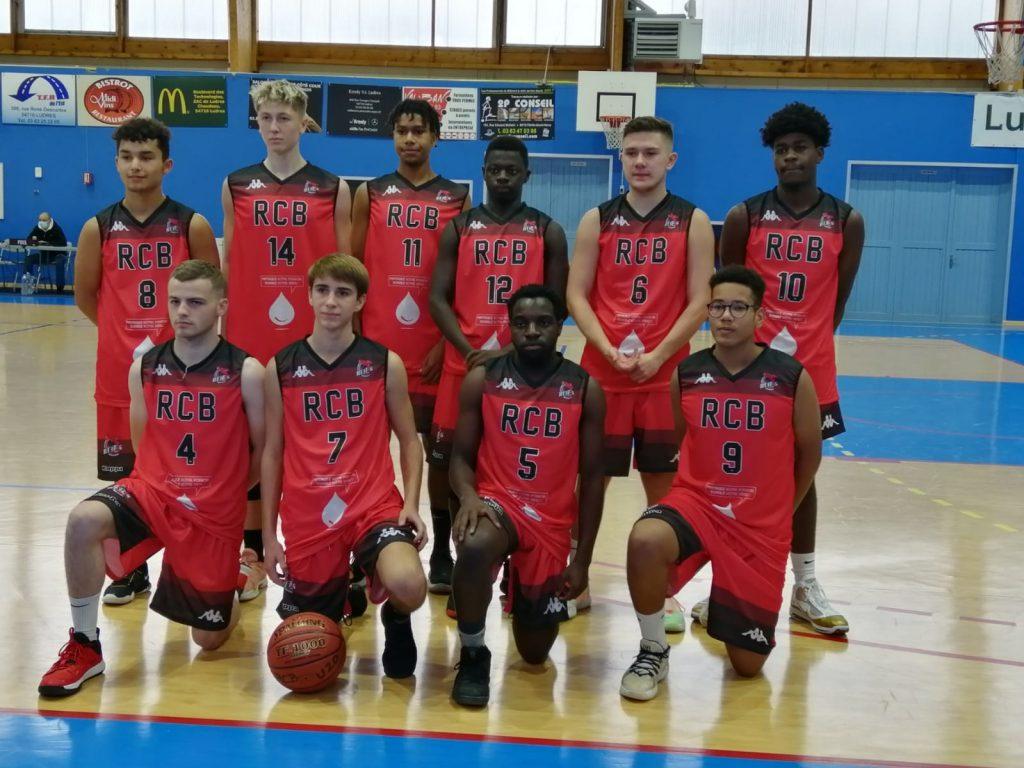 Reims Champagne Basket - U20R