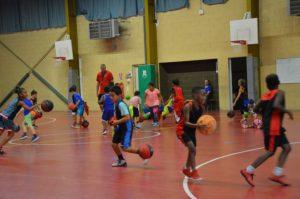 ecole de mini basket 2