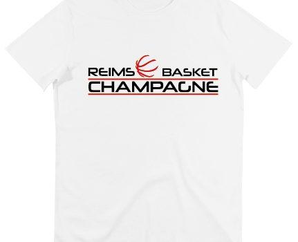 T-shirt respirant blanc RCB