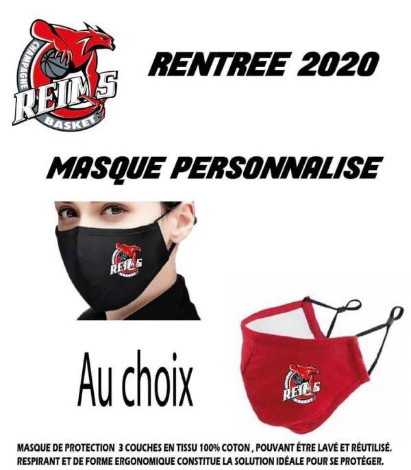 masque RCB