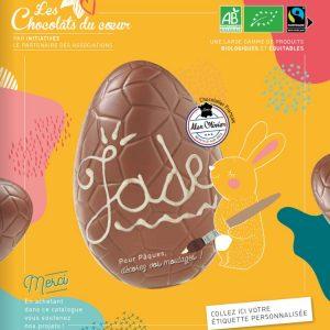 RCB vente chocolat