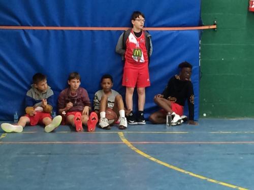 Fête du mini-basket - 2017